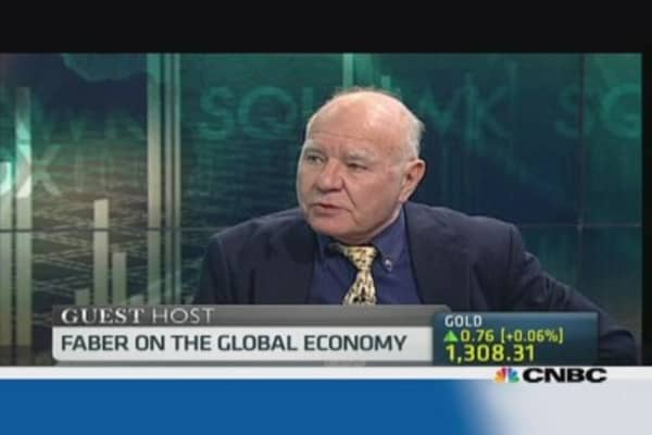 Marc Faber's top picks in Thailand