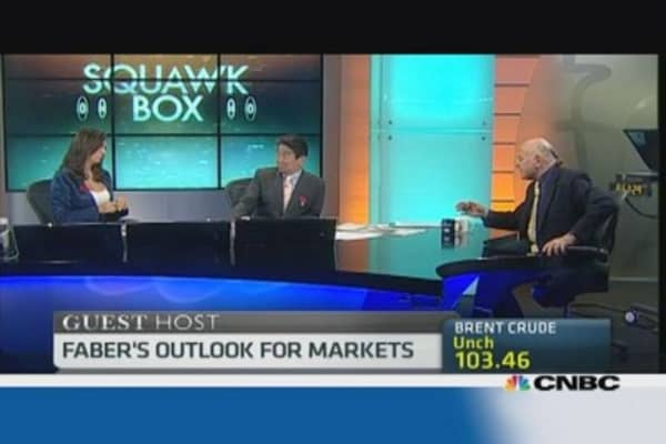 Marc Faber: More gloom ahead for markets