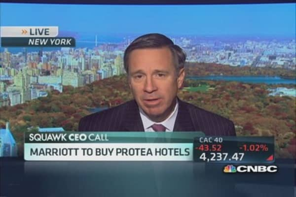 Africa an inspiring story today: Marriott CEO