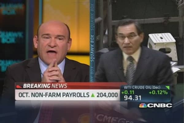 Santelli, Liesman dual over jobs