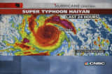 Super Typhoon Haiyan heads to Vietnam