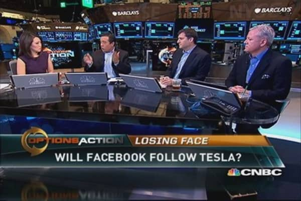 Will Facebook follow Tesla?