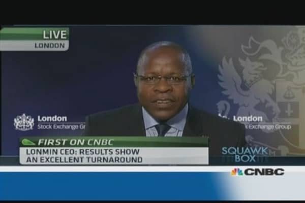 We are doing everything to prevent a strike: Lonmin CEO