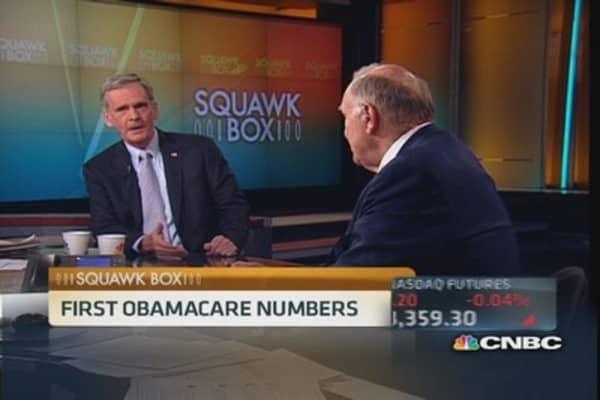 Uninsured US population not monolithic: Gregg