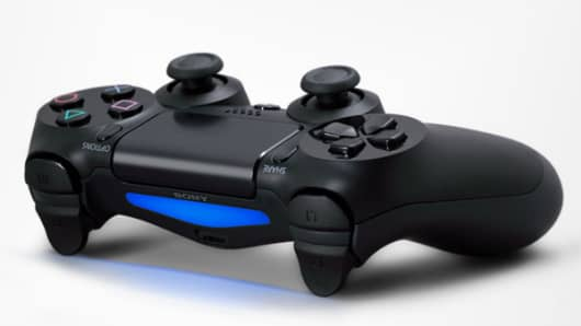 Sony Dualshock4 Wireless Controller