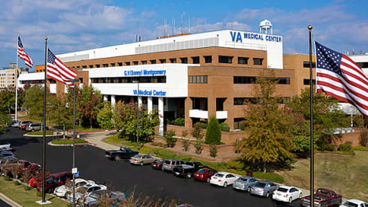 The G.V. (Sonny) Montgomery VA Medical Center.