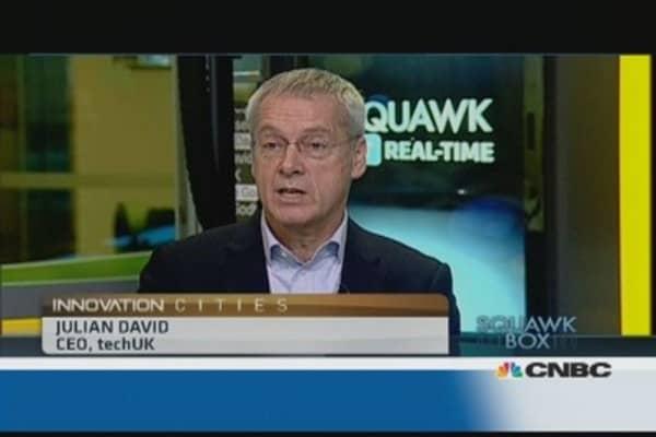 UK tech needs to address global market: techUK CEO