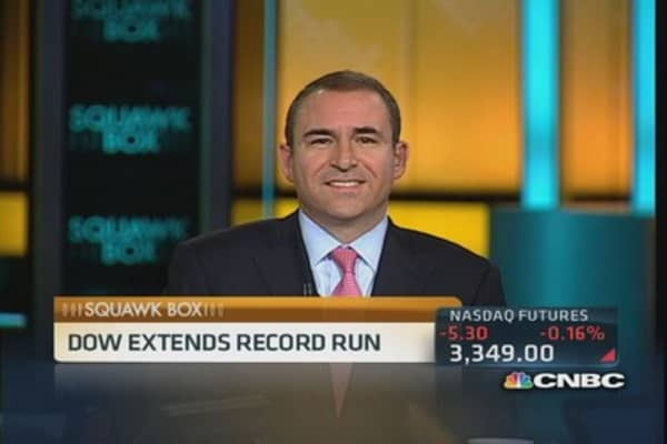 Stocks are good, bonds are bad: Pro