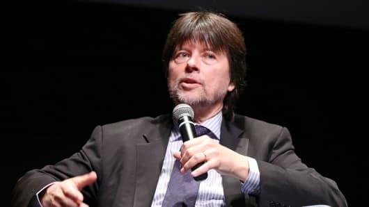 Director Ken Burns