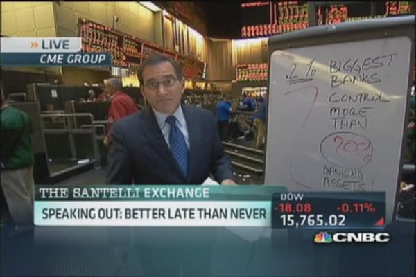 Santelli Exchange: Clinton speaks out on ACA
