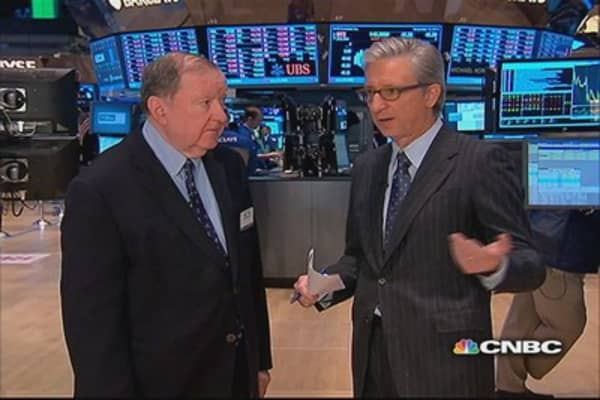 Cashin says: Market pricing around the Fed