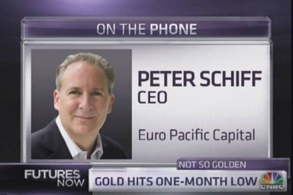 Schiff: What Yellen's testimony will do to gold