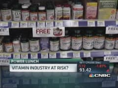 Vitamin industry at risk?