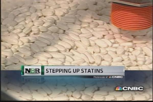 Statins as preventive medicine