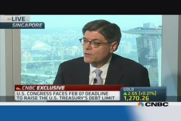 Lew: China needs to spell out market reforms