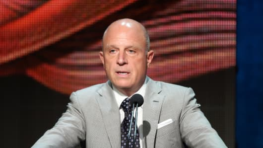 Starz CEO Chris Albrecht