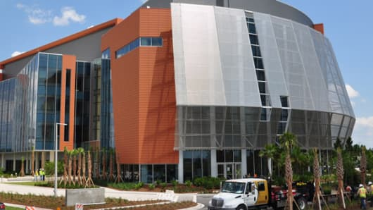 Orlando's health-care innovation hub: Lake Nona's Medical City