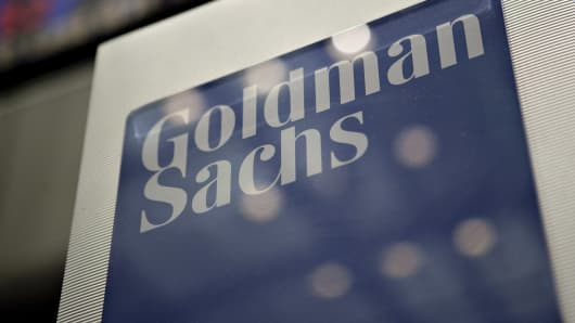 GOLDMAN PROFITS