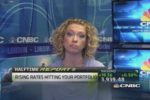 Beware 'fragile five' interest risks: Strategist