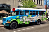 An upstart bus company is bucking the trend in Detroit.