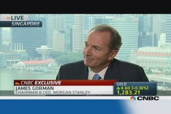 Morgan Stanley: Compensation may rise