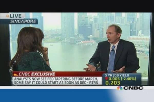 Morgan Stanley: Optimistic on China & Japan