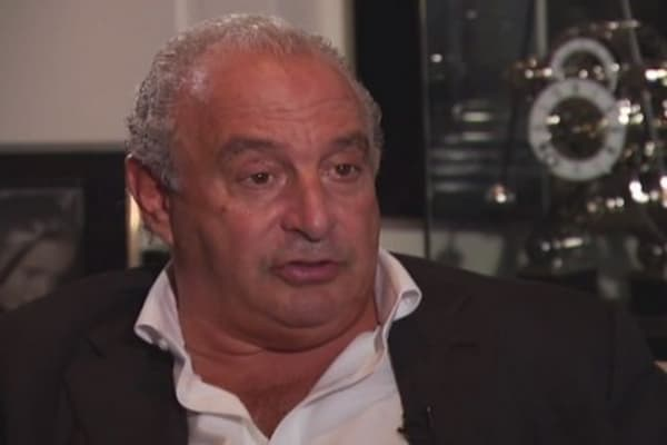 CNBC Meets: Sir Philip Green, part one