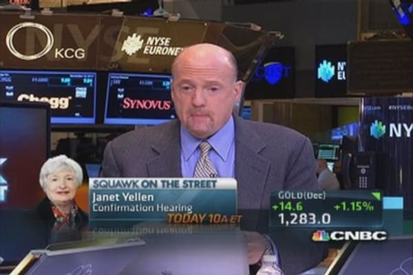 Cramer blasts Cisco in furious rant: 'Abomination'