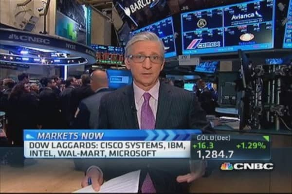 Pisani: The low-end consumer is stressed