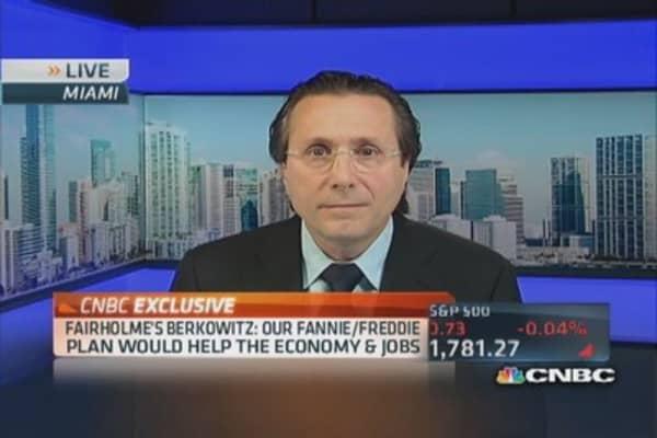 Fairholme CEO: American's want progress