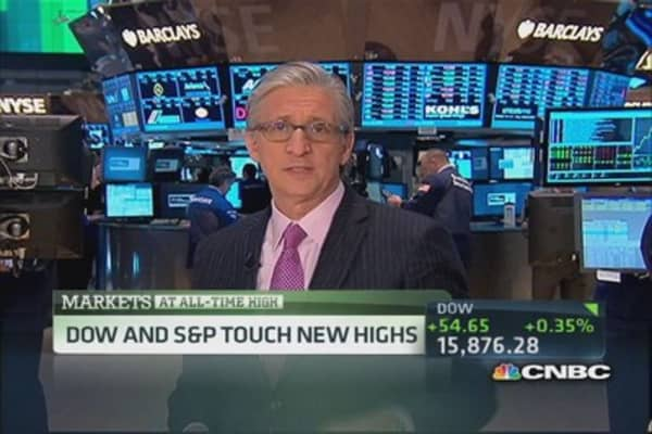 Pisani: You're okay if you don't lower guidance