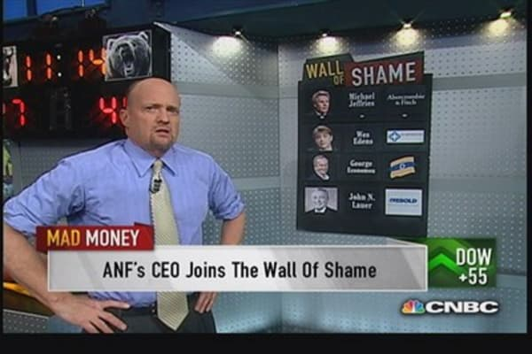 ANF needs younger CEO, not stuck in past: Cramer
