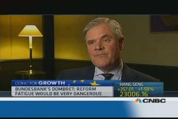 Low interest environment could lead to bubbles: Bundesbank