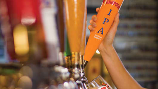 Harpoon IPA