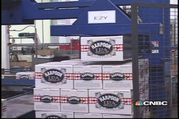 Harpoon Brewery Crafts A Seasonal Approach
