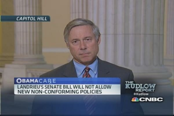 Support the repeal of Obamacare: Rep. Upton