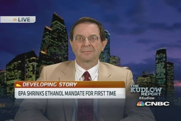 Expecting pressure on ethanol prices: Pro