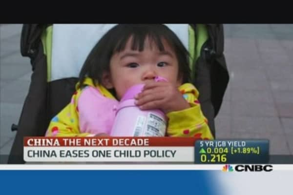 Will China see a baby boom?