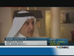State does not finance Qatar Airways: CEO