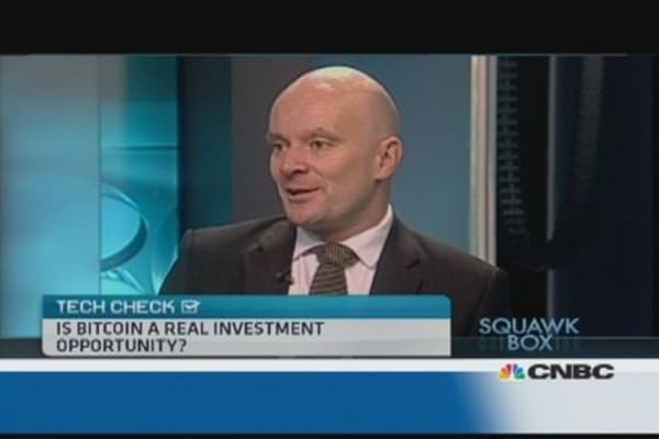 Virtual currencies are here to stay: Goldsmiths' Brauer
