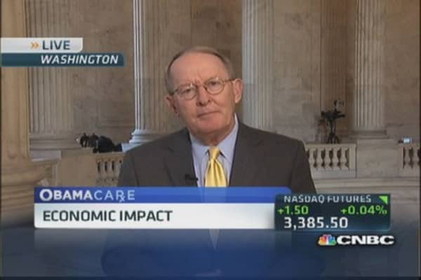Obamacare almost impossible to fix: Sen. Alexander