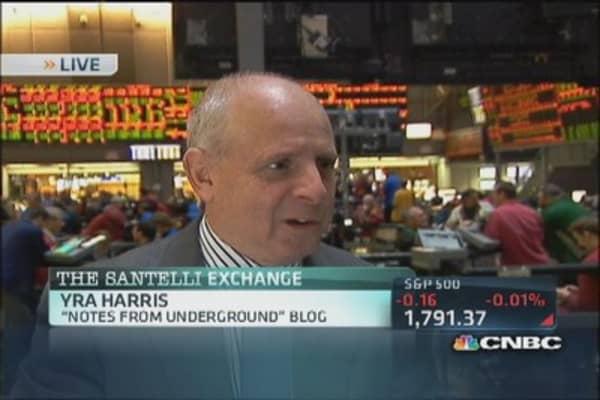 Harris: Yellen would like to end QE