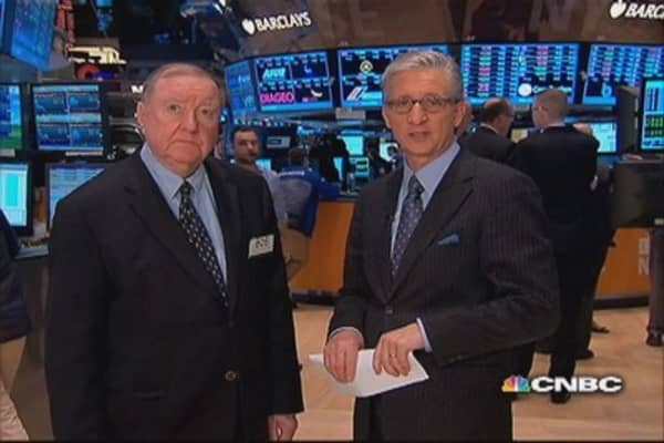 Cashin says: 10-year yield slowing creeping up