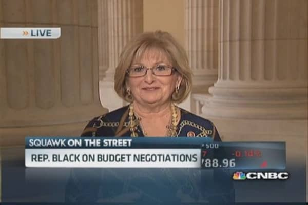Rep. Black: Obamacare a train wreck