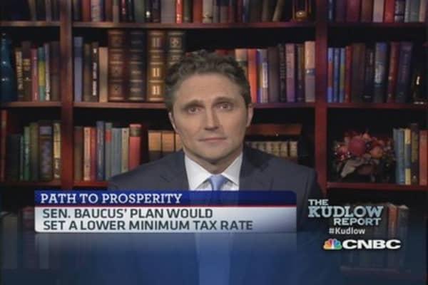 Big corporate tax reform ahead?