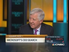 Microsoft needs transformation: Bill George