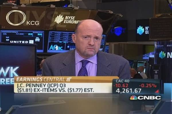 Cramer's stocks to watch: Jump in JCP?