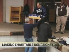 Making Charitable Donations Count
