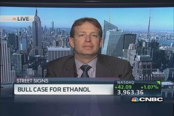 Is ethanol dead?