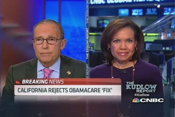 California votes against extending plans